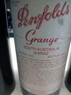 1998 Penfolds Grange, South Australia - 1 bottle (75cl)