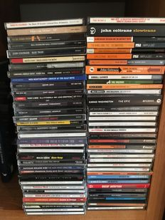 70 Must Have JAZZ cd's collection