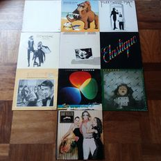 10 Albums of Fleetwood Mac & Associated Acts