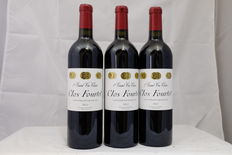 2011 Clos Fourtet, Saint-Emilion, Grand Cru Classe, France – 3 bottles (75cl)