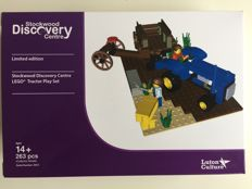 LEGO Certified Professional - Stockwood Discovery Centre - Tractor Play Set