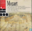 "W.A. Mozart Concerto for Piano and Orchestra No.26 ""Coronation"", Concerto for Flute, Harp and Orchestra"
