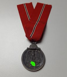 Ost-Medal-1st winter campaign Russia 1941-maker 6 marked
