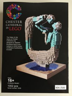 LEGO Certified Professional - Chester Cathedral - Water of Life