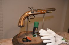 Very nice and complete percussion pistol 1860