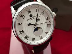 Edward East Moon phase – Men's wristwatch – Mint condition