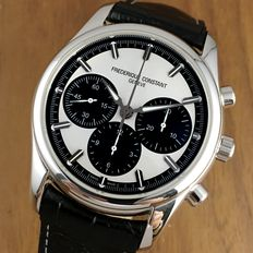 Frederique Constant 1907 Pekin to Paris Limited Edition   - Men´s Watch