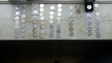 The Netherlands - Batch of 67 pieces of 10 guilder coins,  1994/1999 Beatrix - silver