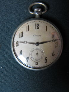 Metoda de Luxe, pocket watch – around 1930.