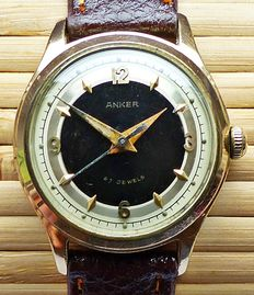 Anker 21Jewels – Unisex Wristwatch from the 1950s-1960s