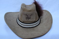 cowboy hat-American eagle,Medium size