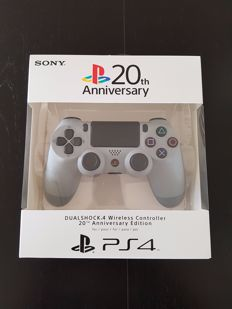 PlayStation 4 - DualShock 4 Wireless Controller 20th Anniversary Edition NEW