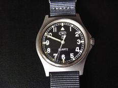 CWC miltary swiss gents wrist watch date made 1995.