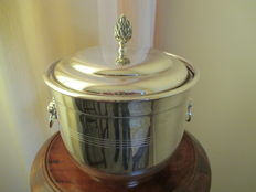 Beautiful Silver plated ice bucket