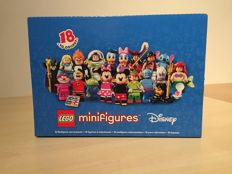 Collectible Mini figures - 71012 - Mini figures Disney Series - Complete box of 60 bags
