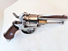 """Revolver """"The Guardian, American model of 1878""""."""