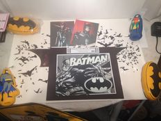 Batman film/speelgoed memorabilia
