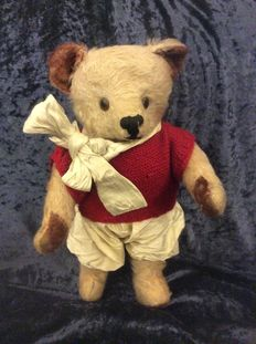 French teddy bear 40s-50s