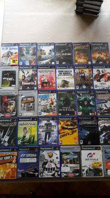 PlayStation 2 - 52 games