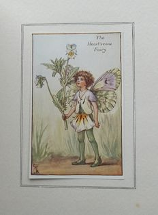 Tales; Lot with 3 volumes on fairies - 1920/1930