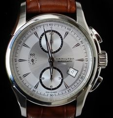 Hamilton Jazzmaster Chronograph – H326160 – Men's watch – Modern