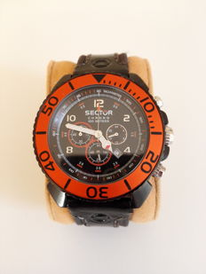 Sector Centurion Chronograph Wristwatch