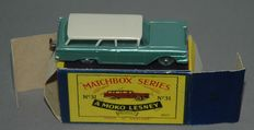 Moko Lesney Matchbox - Schaal 1/87 - Ford Fairlaine Stationwagon No.31b, schaars
