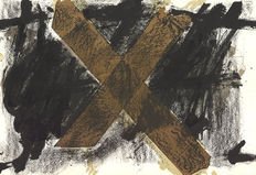 Antoni Tàpies - Untitled