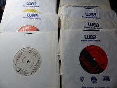 Promo's & Demo's: Various  Singles from the 1980s Including 30 singles