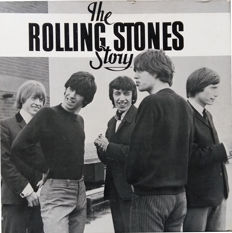 12 record German box set: The Rolling Stones Story