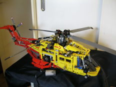 Technic - 9396 - Helicopter