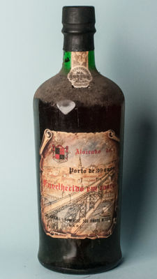 30 year old Tawny Port Messias - bottled in 1984