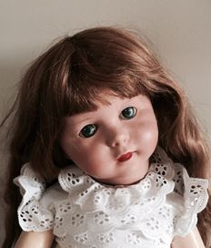 Antique doll - Unice France 247 - France