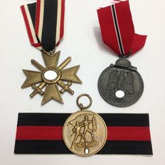 german Medal  group