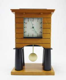 Michael Graves for Alessi – mantle clock/desk clock