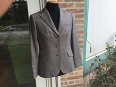 Brooks Brothers – Short women's jacket – prince of Wales