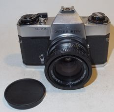 Zeiss Ikon SL 706 (TM) - rare single-lens reflex - 1971