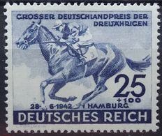 German Empire 1936/1943 - Selection between Michel 634 and 887