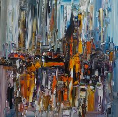 Bruno Cantais - Times square