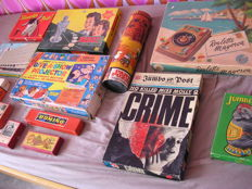 Large Lot Vintage Games