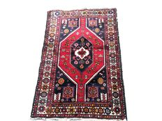 Fantastic oriental carpet: Antique Hamadan, 154 x 102 cm