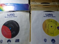 Various Promo & Demo Singles from the 1980s Including 30 singles