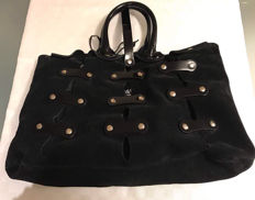 D&G – Large bag with removable lining.