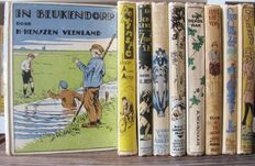 Children; Meinema's Jeugdbibliotheek - 9 volumes - 1930 / 1940