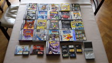 Nintendo gb Advance SP incl 31 games