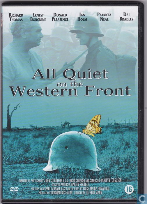 all quiet on the western front essay about theme