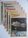 Check out our Thunderbirds specificatie bladen 1 t/m 6 - complete serie - Albert Heijn uitgave - (1968)