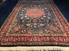 A big Persian Tabriz! Very valuable! Investment! Oriental carpet/ carpet hand-knotted