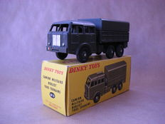 Dinky Toys-France - Scale 1/48 - Berliet Military truck No.80d