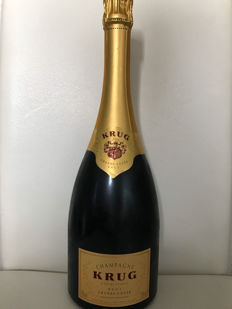 Krug La grande cuvée- 1 bottle (75cl)